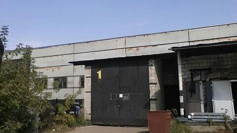 Вольская 1-ая 32а склад неотапливаемый советский район за рынком риф - Фото 2