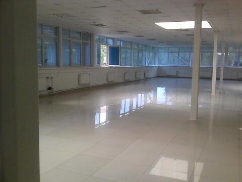 Торговое помещение в торгово-офисном здании на ул. Курчатова. 180 кв.м - Фото 1