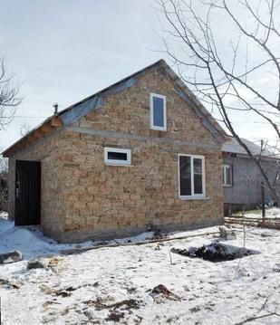 Продается 1 этажный дом 45 кв.м, Каменка, г. Симферополь - Фото 4