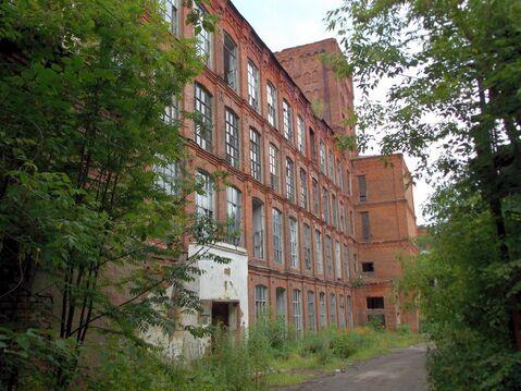 Производственная площадка 40 тыс кв.м в г. Вичуга Ивановской области - Фото 1