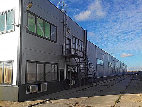 Производственно-складской комплекс 4000 кв.м. - Фото 1