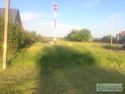 Продам участок 15 сот. на Калужском ш, в р-оне д.Чириково - Фото 1
