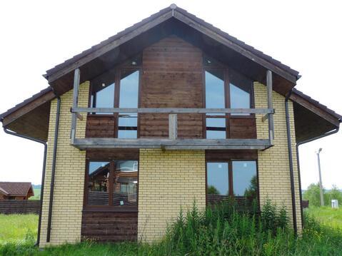 Новый кирпичный дом - Фото 2