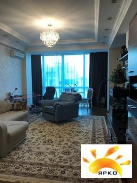Продажа трехкомнатной квартиры в Гурзуфе. - Фото 1