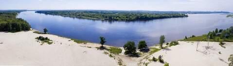 Земельный участок на берегу реки Волга. - Фото 4