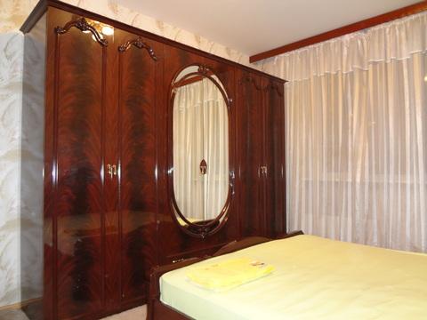 Сдается 3-х комнатная квартира м.Борисово, хороший ремонт, мебель - Фото 5