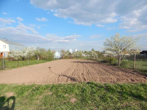 Земельный участок 5,5 соток в 5 км от МКАД по Новорижскому шоссе, . - Фото 1