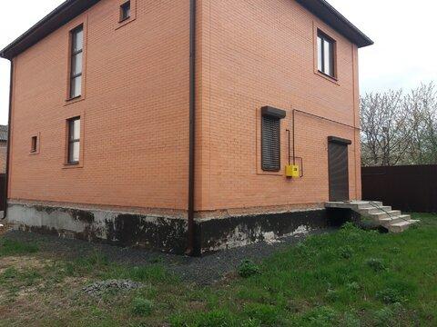 Сжм. Ашан. новый кирп. дом под обои 160 кв.м. 5 соток. - Фото 2