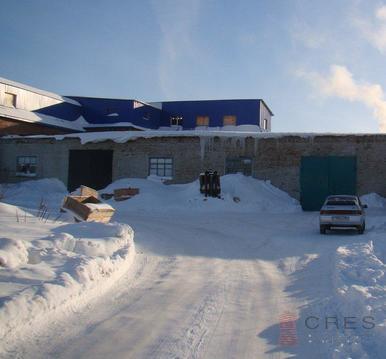 Производственный цех 367,7 кв.м, г. Благовещенск, ул. Шоссейная - Фото 1