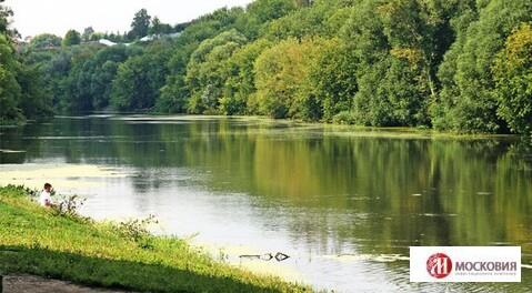 Лесной участок 15 соток, на берегу реки. Москва. 30 км от МКАД. - Фото 5
