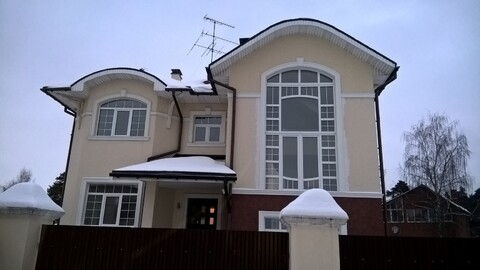 Дом в Немчиновке - Фото 2