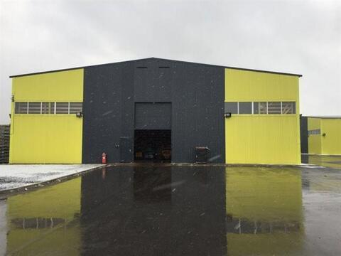 Сдам складское помещение 1500 кв.м, м. Звездная - Фото 3