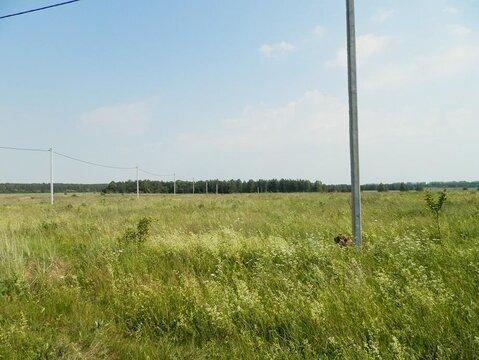 Симоново село участок 14 сотки Заокский район - Фото 2