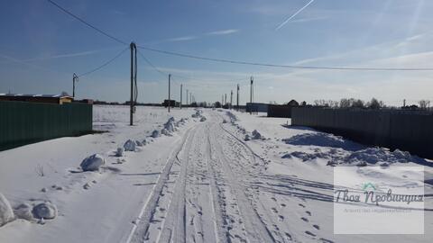 Участок 12 соток в селе Ивановское Ступинский район - Фото 4