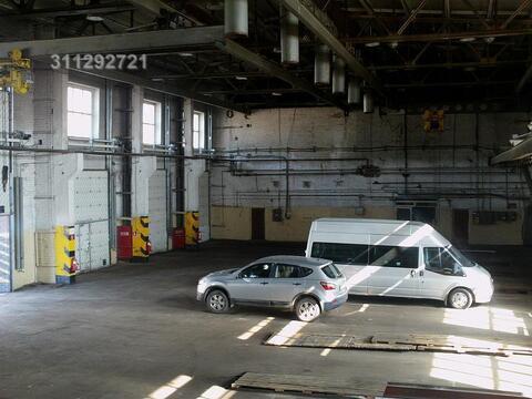 Под автосервис, отаплив, выс. потолка: 6 м, кран-балка, смотр. ямы, в - Фото 3