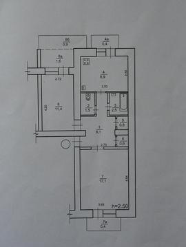 51 кв.м под офис-магазин, р-н Универсама