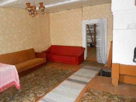 Дом в д.Борисково, Клепиковского района, Рязанской области. - Фото 1