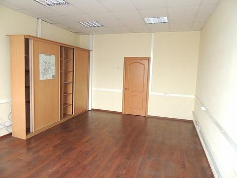 Аренда офисного помещения 33 м2, у метро Авиамоторная. - Фото 3