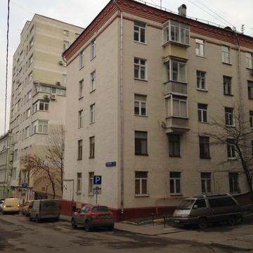 Продается Четырехкомн. кв. г.Москва, 2 Волконский пер, 12 - Фото 1
