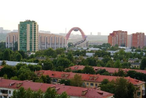 Просторная квартира с видами на Сити и живописный мост. - Фото 1
