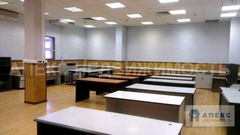 Аренда помещения 1048 м2 под офис, м. Пролетарская в бизнес-центре . - Фото 2