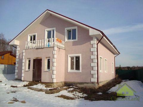 Дом в д.Алексеевка Чеховского района - Фото 1