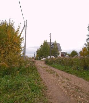 Продам земельный участок 26 соток в деревне Утечино. - Фото 4