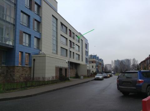 Пяти комнатная квартира 313 м2 с мезанином в ЖК Скандинавия - Фото 1