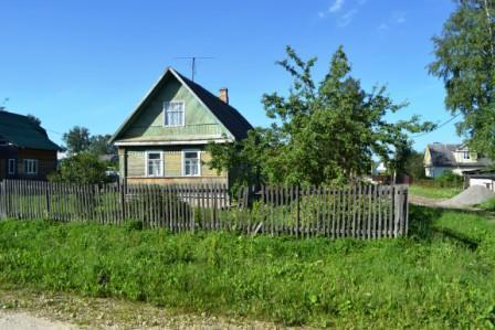 Жилой дом в дер. Мыза-Ивановка (Пудость), Гатчинский р-н - Фото 1