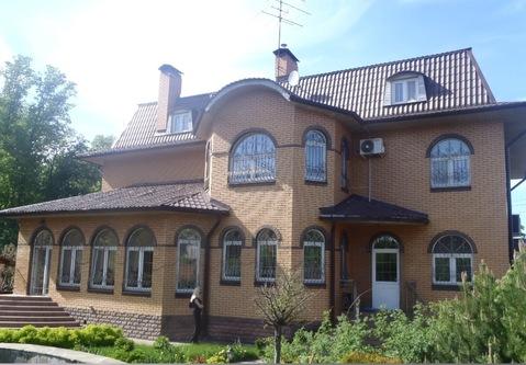 Продается: дом 432 м2 на участке 20 сот, охрана - Фото 1