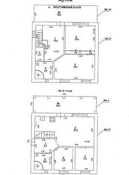 На участке 3,5 сотки дом 120 кв.м + баня. - Фото 5