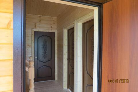 Дом 130 м2, 15 соток, Газ, Прописка, д. Арсаки - Фото 2