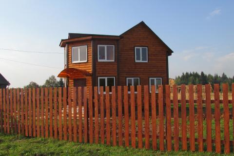Новый Дом, Прописка, 15 соток, д. Иваньково - Фото 1