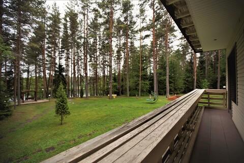 Эксклюзив: Частный пансионат «Дом приёмов «хижина» на озере Селигер - Фото 3