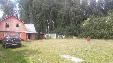 Вблизи деревни: Киселевка и Пыхчево, 7 соток за участком лес - Фото 2