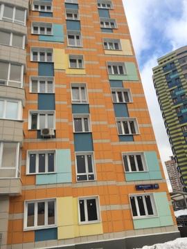 Свободная продажа Квартиры 54 кв.м. на 5/17 монолитного дома в ЮЗАО - Фото 2