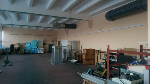 Лот: с46 Аренда производственного помещения на Коровиском шоссе - Фото 1