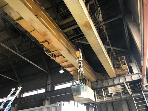 Производственное помещение 1621 с кран-балками 5 и 15 тон. - Фото 3