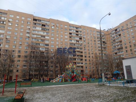 Трехкомнатная Квартира Москва, улица Братеевская , д.27, корп.2, ЮАО - . - Фото 1