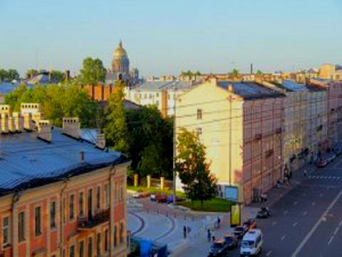 7-ми комнатная квартира В историческом центре санкт-петербурга - Фото 1