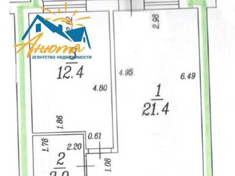 1 комнатная квартира в Жуково, Маршала Жукова 13 - Фото 3