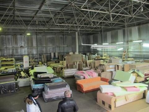 Сдам склад 1000 кв.м. на Н. Дуброва - Фото 1