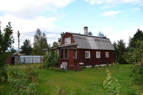 Садовый дом с участком 10 соток и баней в СНТ «Гардарика» - Фото 1