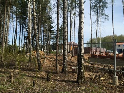 Земельный участок под строительство загородного дома. - Фото 1