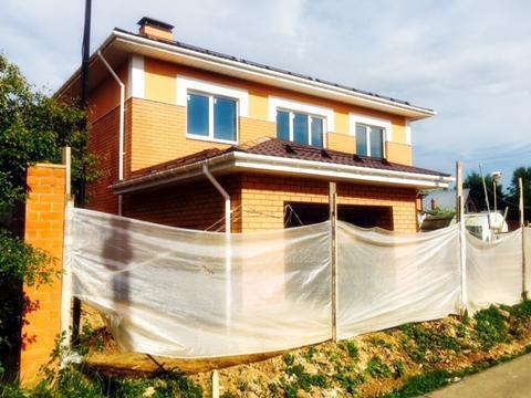 Каменный дом чистовая 300 м2 10 сот 31 км Киевское Калужское - Фото 2
