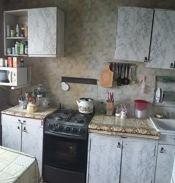 Трехкомнатная квартира на Мальково - Фото 1