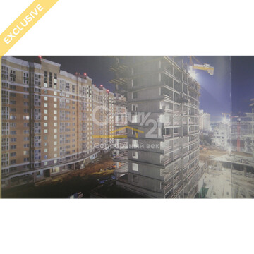 Продажа 1-комнатной квартиры ул. 6-я Радиальная, д.7, корп.35в, секция . - Фото 3