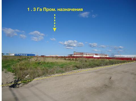 Земельный участок 1.3 Га, пром. назначения, Федоровсоке - Фото 2