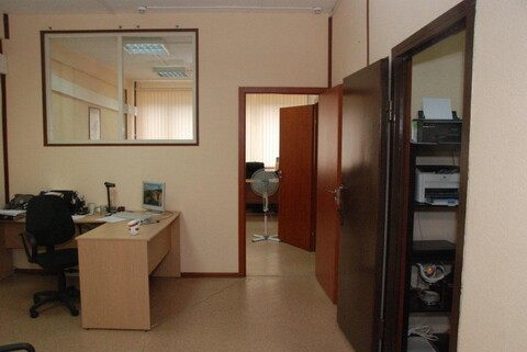 Офисно- производственная площадь 88 м/кв на Батюнинском пр. - Фото 2