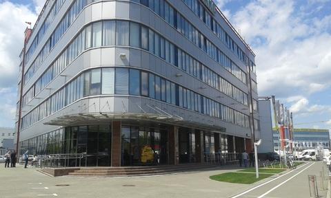 Сдается! Уютный, светлый офис 89,4 кв.м.БЦ -класса А, Две комнаты. - Фото 2
